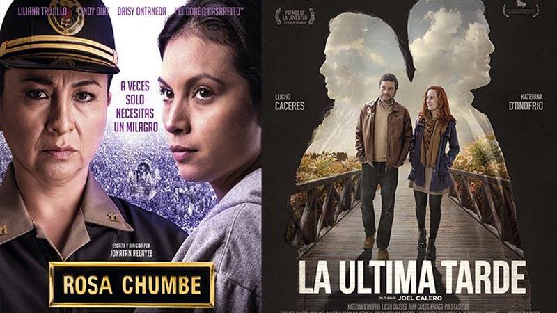 Película peruana competirá por nominación a los Oscar 2018 — Rosa Chumbe