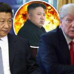 """China pide a EEUU y Corea del Norte que """"dejen de echar gasolina al fuego"""""""