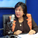 """Vicepresidenta del TC cuestiona a políticos """"con una mente muy primitiva"""""""