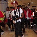 YouTube: Mira la llegada de la selección peruana a Quito para enfrentar a Ecuador