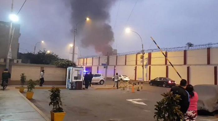 Incendio en el centro de rehabilitación juvenil 'Maranguita — San Miguel