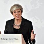 May aboga por cooperación entre Reino Unido y UE en defensa tras el brexit