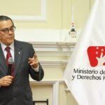Enrique Mendoza: Eventual indulto a Fujimori no está en agenda