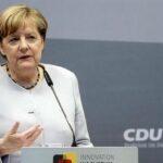 Alemania: Conservadores de Merkel lideran con holgura sondeos a 10 días de elecciones