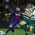 Liga Santander: Barcelona con 'póker' de Lionel Messi goleó 6-1 a Eibar