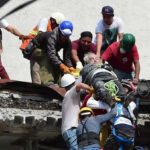 México: Terremoto afectó a cuatro estados y dejó más de 50 muertos (VIDEO)