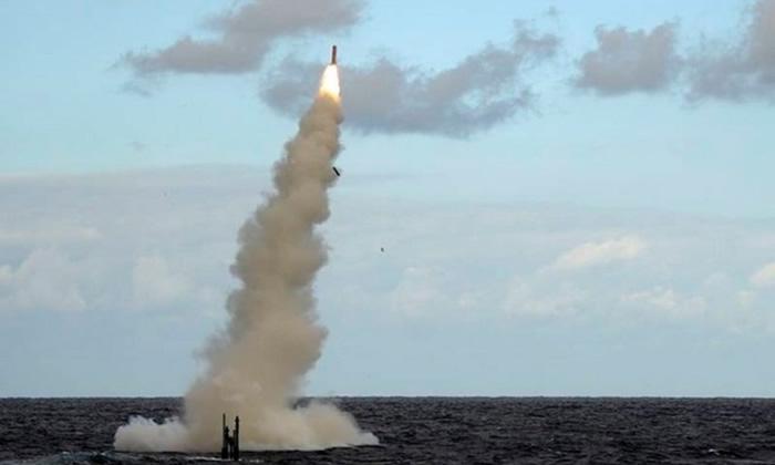 Así atacaron los submarinos rusos al Estado Islámico con misiles Kalibr
