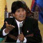 Evo Morales: Trump viola la carta de OEA con 'complicidad' de Almagro
