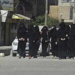 Irak expulsará a 509 extranjeras mujeres de yihadistas y a sus 813 hijos