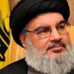 El líder de Hizbulá insta a los refugiados sirios a regresar a su país