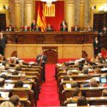 Parlamento de Cataluña debatirá hoy la ley del referéndum de independencia