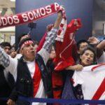 Selección peruana: Mira el recibimiento en el aeropuerto (VIDEOS)