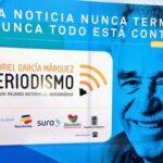 Nominan 40 trabajos de periodistas de 12 países a los premios García Márquez
