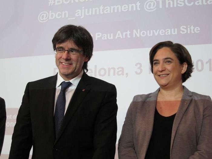 Alcaldes catalanes bajo presión — VENEZUELA