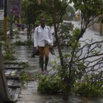 Huracán María recupera categoría 3 en el este de la República Dominicana