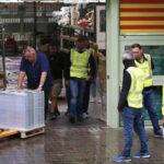 España: Guardia Civil requisa cerca de 100.000 carteles para el referéndum