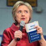 Hillary Clinton no descarta cuestionar resultado electoral por la trama rusa