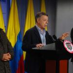 Santos: ONU y la Iglesia Católica verificarán también cese al fuego