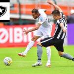 Brasileirao: Botafogo en la 24ª jornada derrota 2-0 al Santos