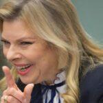 Fiscalía imputará hoy a esposa de Benjamín Netanyahu por fraude