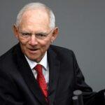 Alemania: Schäuble dejará Finanzas para asumir presidencia del Bundestag