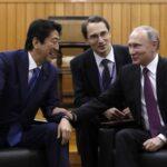 Putin y Abe decididos a firmar el tratado de paz durante sus mandatos