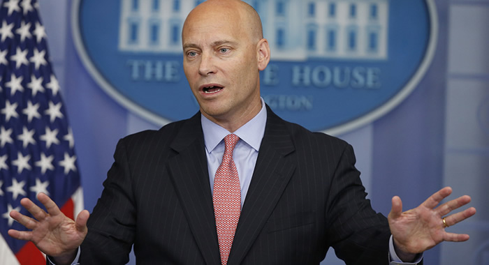 Desliga Casa Blanca el financiamiento del muro y ley sobre 'dreamers'
