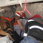 México: Rescatan con vida a niña enterrada bajo escombros de su escuela (VIDEO)