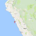 Un sismo de magnitud 4.8 sacude la costa norte de Perú