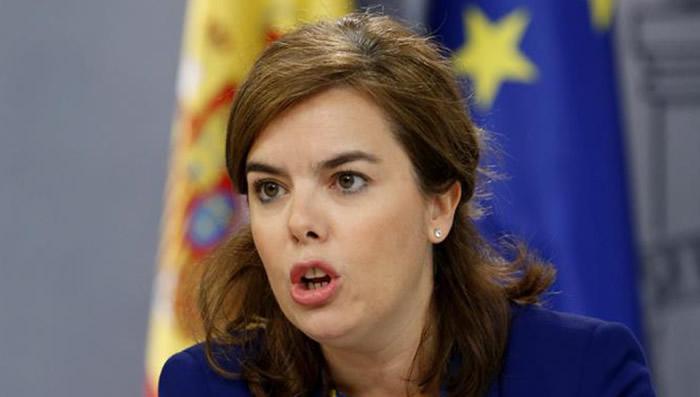 Presidente catalán pide a gobierno español diálogo sobre referendo