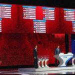 FIFA: Próxima clasificación determinará reparto equipos para sorteo Rusia 2018