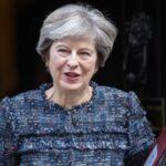 """May dará el día 22 en Florencia un importante discurso sobre el """"brexit"""""""