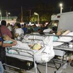 México: Suman 318 muertos por terremoto del 19 de septiembre