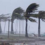 Vietnam: Tifón Doksuri deja 5 muertos y 289.000 evacuados por inundaciones (VIDEO)