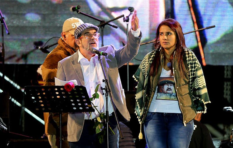 Presidirá 'Timochenko' partido de FARC