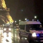 Evacuan Torre Eiffel y estación de trenes para arrestar sospechoso armado