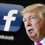 """Donald Trump: Facebook es""""anti-Trump""""por colaborar en Rusiagate"""