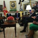 EEUU: Trump se reunirá con líderes demócratas de Congreso para definir DACA