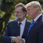 Trump sobre el referéndum catalán: España debería permanecer unida (VIDEO)