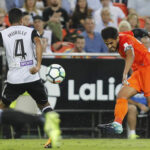 Liga Santander: Valencia fulmina por 5-0 al Málaga con triplete de Zaza