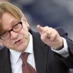 Eurocámara prevé que negociación del brexit se atrase por intervención de May