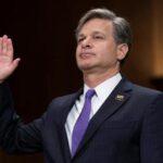 Christopher Wray jura como nuevo director del FBI sin presencia de Trump