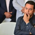 Corte Suprema da trámite a desafuero contra presidente de Guatemala