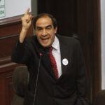 Yonhy Lescano culpa al fujimorismo por eventual crisis política en el país