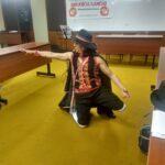 Jaime Bausate y Meza: Se presentó movimiento cultural Nocanchi Kanchu