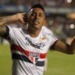 Selección peruana: Sao Paulo liberará a Christian Cueva dentro del plazo FIFA