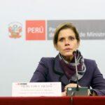 Censo 2017: Mercedes Aráoz aceptó renuncia de jefe del INEI