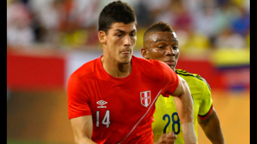 Selección: Iván Bulos quedó desconvocado por lesión