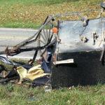 Tres niños mueren tras choque de automóvil contra coche de caballos