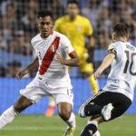 Perú saca un valioso empate ante Argentina y se acerca a Rusia 2018